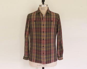 Vintage Plaid RL Shirt