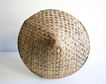 Woven Chinese Cone Hat