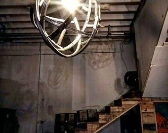Sphere Chandelier - in stock FREE SHIPPING til September 30th