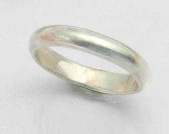 Gold Wedding Bands, Wide Wedding Band, Handmade Your Way, Simple Band, Ring for Him, His Band, Unisex Band, Handforged, Metalsmith Made Ring