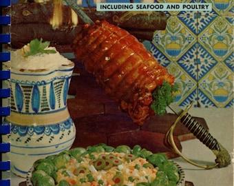 Vintage Recipes on Parade Meats Cookbook 1964