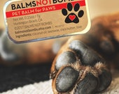 Pet Balm - All-Natural, Handcrafted, Unscented Pet Balm