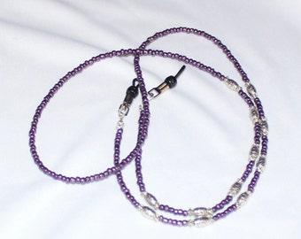 Beaded Eyeglass Chain