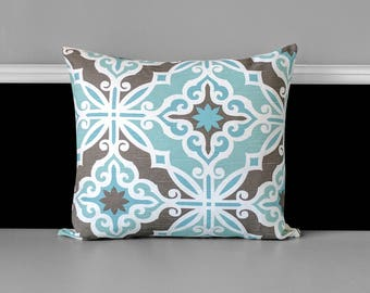 Pillow Cover - Moroccan Blue