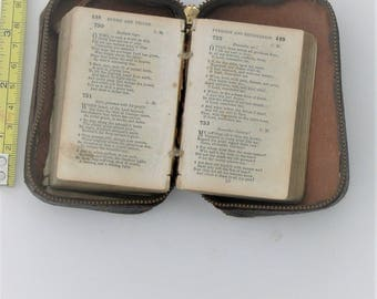Methodist Hymns pocket size book