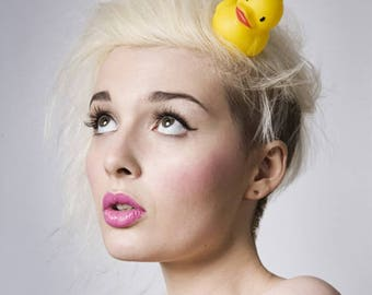 Now, Voyager Duck Hair Clip