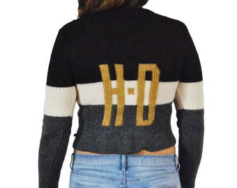 Vintage Harley Sweater XS-L