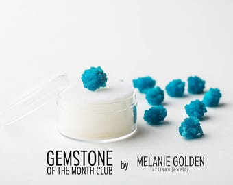 Gemstone of the Month Club - Monthly Subscription Service to Start Building or Expand your Own Gemstone Collection - Perfect Gift for Anyone