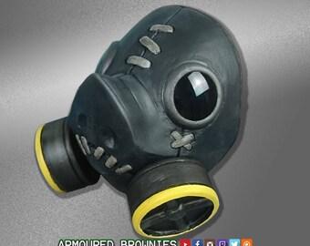 Roadhog Resin Cosplay Mask Costume
