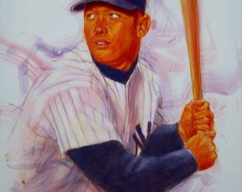 Mickey Mantle Original