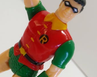 DC Comics Superheroes: Robin the Teen Wonder by ToyBiz (1989)