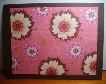 Boho Blossoms 8-Card Box