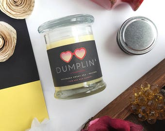 Dumplin' // Julie Murphy 8oz Jar Scented Soy Candle