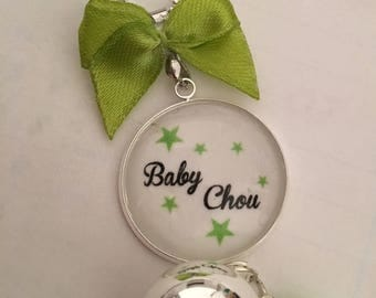 """Baby Chou"" - harmony ball necklace harmony ball necklace"