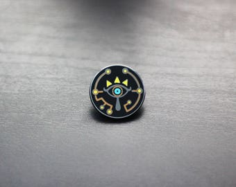 Sheikah Eye Pin - Enamel Pin Lapel Pin