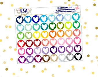 Heart Icons  {152}