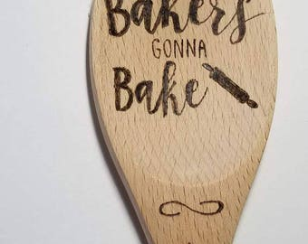 Special Message Cooking Utensil