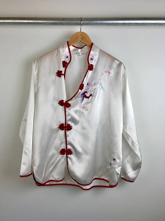 Chinese Longevity Blouse