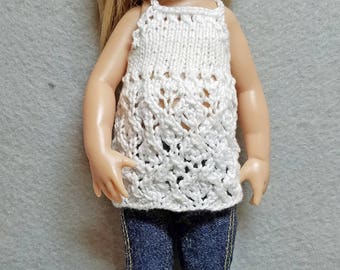 Halter top for Riley and similar dolls