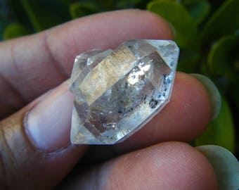Double Terminated Quality Herkimer Crystal, Herkimer Quartz, Clear Quartz, Top Notch Quartz Crystal Specimen, Stone, Gemstone, Raw,Beautiful