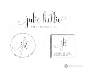 Photography Logo Photographer Logo Branding Kit Logo Kit Branding Package Boutique Logo Photography Logos and Watermarks Watermark Logo