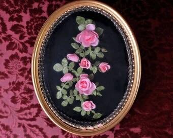 Floral box frame