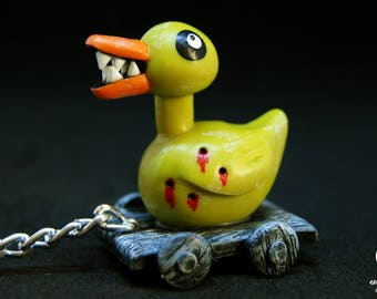 Duck nightmare before christmas | Etsy