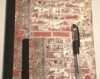 Japanese Brick Composition Notebook Set