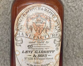 Vintage Snuff Bottle