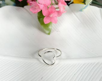 Heart Ring - Size 5.5