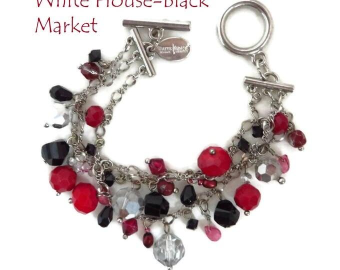 Vintage Cha Cha Bracelet - White House Black Market Beaded Bracelet