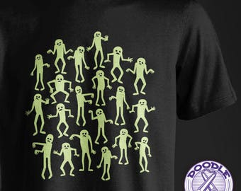 Zombie Dance - Funny Horror T-shirt