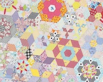 SMITTEN Quilt Pattern By Jen Kingwell