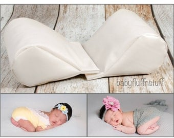 REDUCED 3.00***Wedge (Butterfly) Poser Pillows