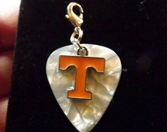 Tennessee Guitar Pick Charm