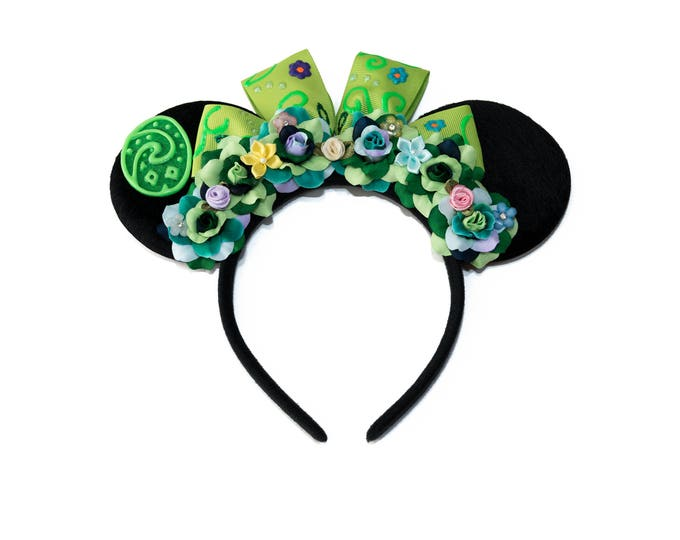 Te Fiti Mouse Ears Headband