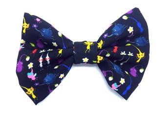 Pikmin Nintendo Hair bow