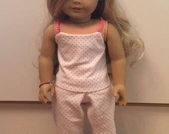 """The Pal - 18"""" Doll Pajamas"""