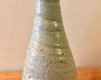 Mint Green Bud Vase