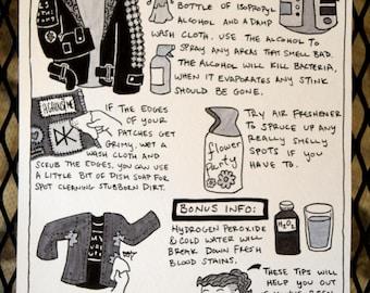 PunkPuns original artwork - Page 26