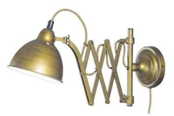 Wall lamp scissors desk lamp factory lamp industrial design - Wandlampe industriedesign ...