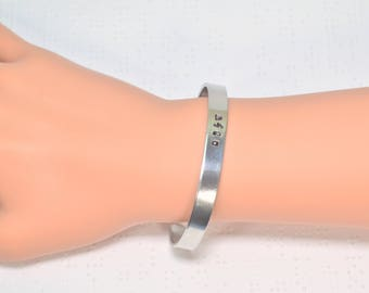 Jewish Bracelet, Bat Mitzvah Gift, Jewish Jewelry, Shalom Bracelet, Peace Bracelet, Bat Mitzvah Bracelet, Hebrew Bracelet