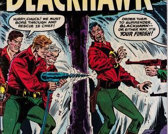 BlackHawk #210 - July 1965 - DC Comics - Grade VG