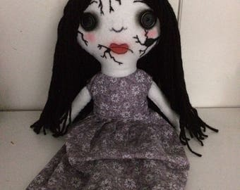 """Handmade 16"""" Emily Inspired Doll."""