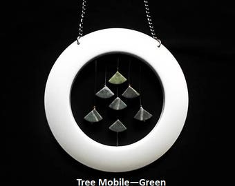 Tree Mobile Green