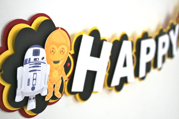 Star Wars Themed Birthday Decorations Star Wars Birthday Party