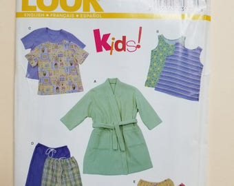 Simplicity New Look Pattern for a Child Sizes 3-8  #6931