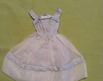 Vintage Barbie Movie Date Dress