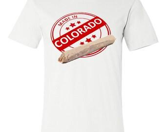 Colorado Made Doobie Tee