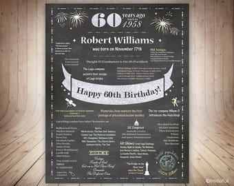 Geburtstagsgeschenk papa 60
